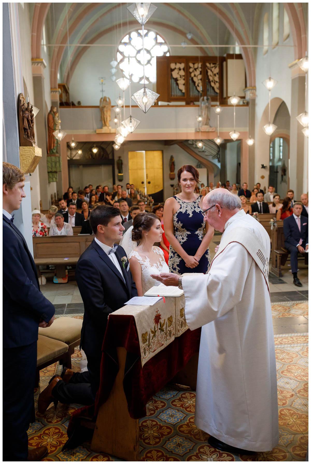 Hochzeit Kirche Trauung Grefrath