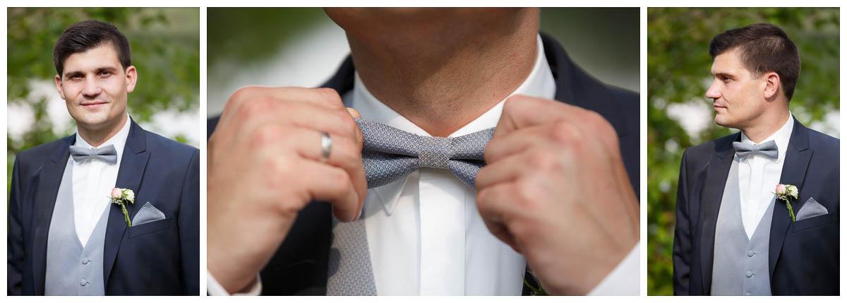 Fotoshooting Hochzeit Krickenbecker See