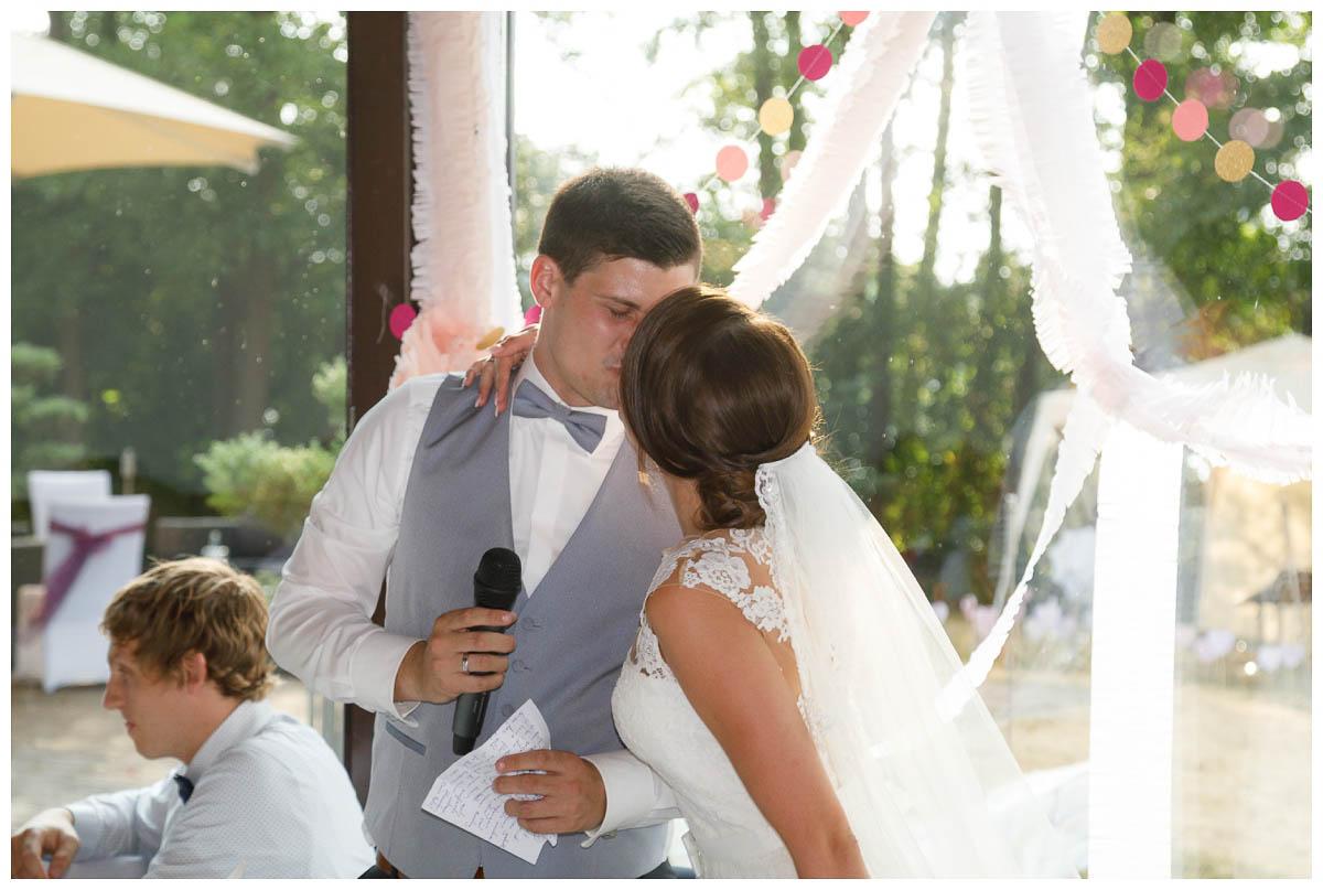 Hochzeitsfeier Krickenbecker See