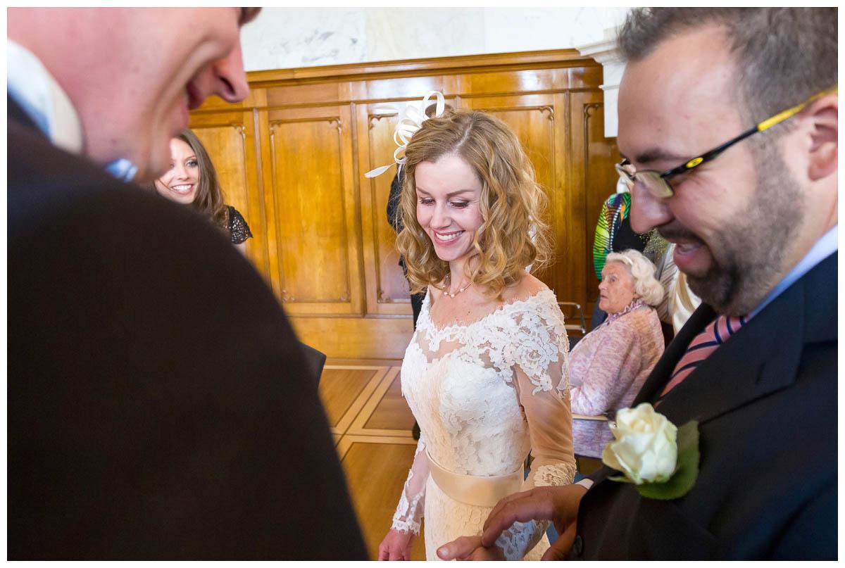 Hochzeit Ruegen Granitz