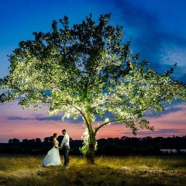 Hochzeit am Krickenbecker See