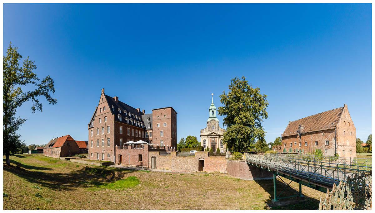 Standesamtliche Trauung Schloss Diersfordt